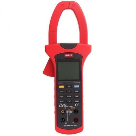 UNI-T UT243 Digital Clamp Meter  Price in Pakistan