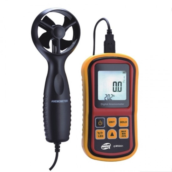 Benetech GM8901 Digital Air Flow Anemometer  Price in Pakistan