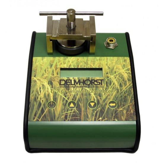 Delmhorst G7 Digital Grain Moisture Meter
