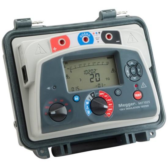 Megger MIT1025 10KV Diagnostic Insulation Resistance Tester  Price in Pakistan