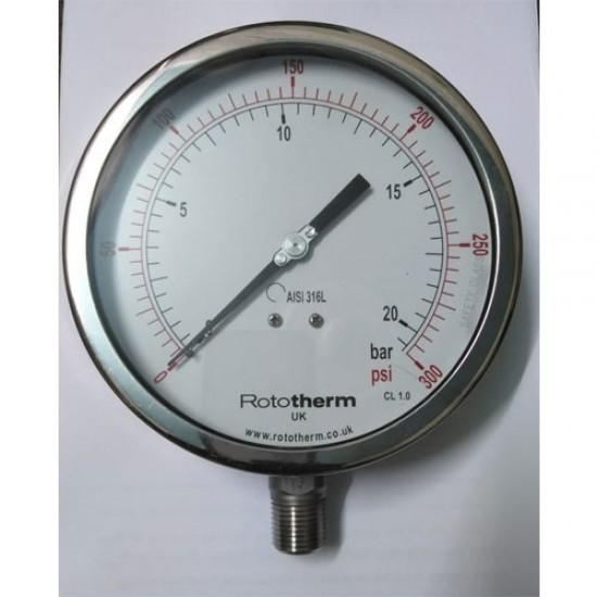 Rototherm Pressure Gauge  Price in Pakistan