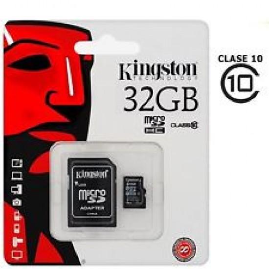 Kingston 32 GB Memory Card