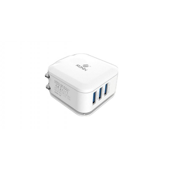Ronin Charger 3 Usb Ports R-566  Price in Pakistan
