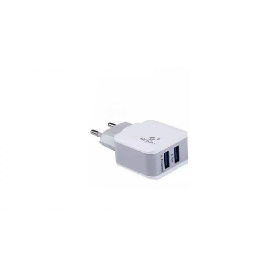 Ronin Charger 2 Usb Port R-111 With R-400 Cable  Price in Pakistan