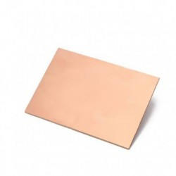 "PCB (5"" X 4.4"")  Copper Single Side"