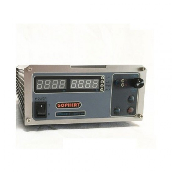 GOPHERT CPS-6011 60V 11A Adjustable DC Power Supply  Price in Pakistan