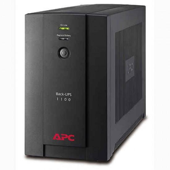 APC Back-UPS 1100VA, 230V, AVR, Universal and IEC Sockets - BX1100LI  Price in Pakistan