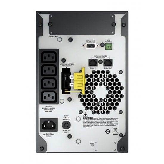 APC Smart-UPS RC 1000VA 230V - SRC1000I  Price in Pakistan