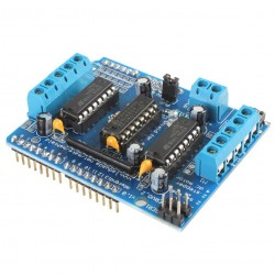 W11 stop one stop all solutions for L293d motor driver module