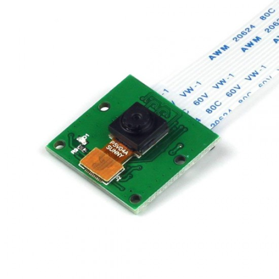 Raspberry Pi 5 Megapixels Camera