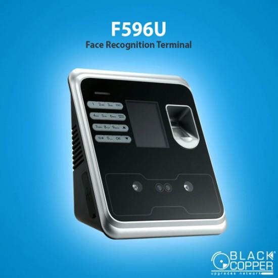 Black Copper   F596U Face Recognition Terminal  Price in Pakistan