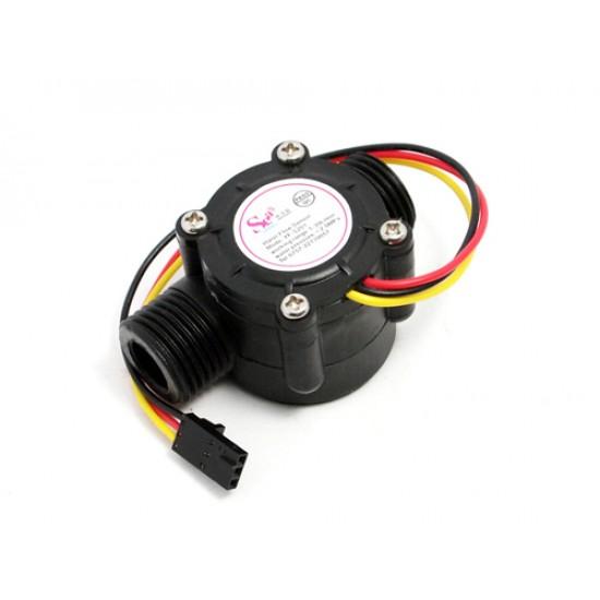 Hall Effect Water Flow Meter / Sensor YF-S201