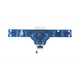 5-way Five Channel IR Infrared Detection Tracing Sensor