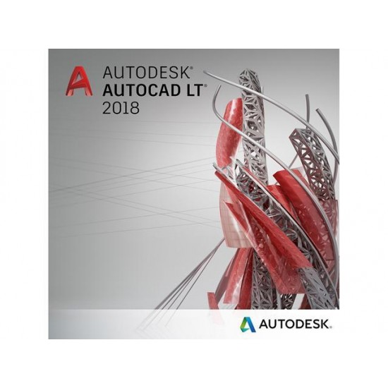 777J1-WW7097-T148 Autodesk AutoCAD for Mac 2018 Commercial New Single-user ELD Annual Subscription