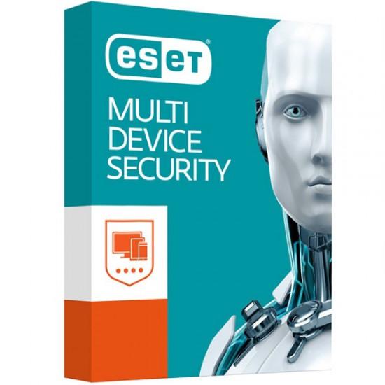 ESET Antivirus V10 Home Edition 3 User Retail Pack  Price in Pakistan