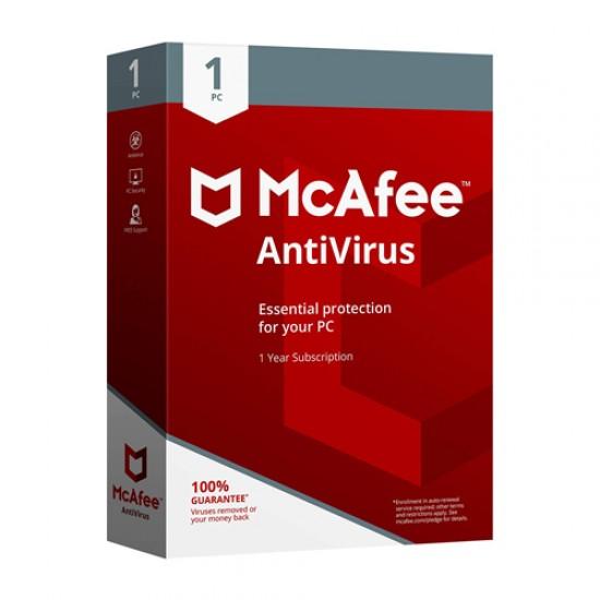 McAfee 2018 AntiVirus  Price in Pakistan