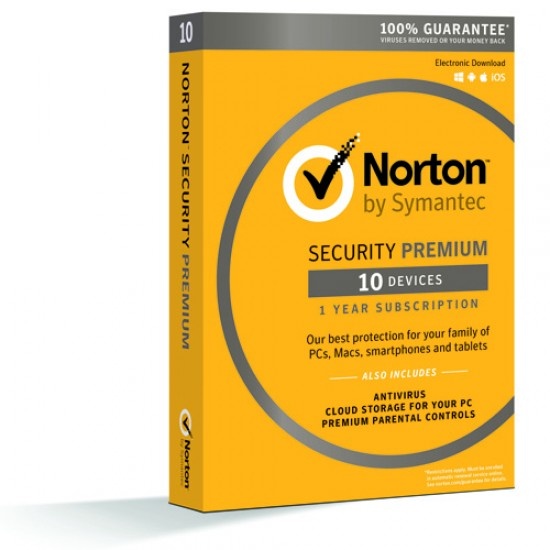 Symantec Norton NS-Retail 10 Device Security  Price in Pakistan