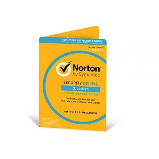 SYMANTEC NORTON NS-RETAIL 3PC Security   Price in Pakistan