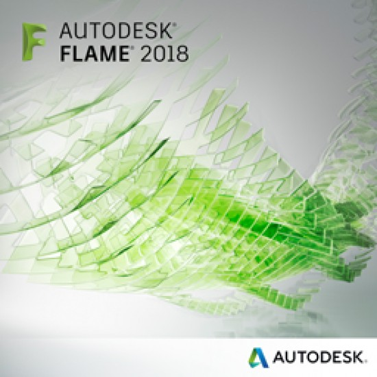Autodesk C0TJ1-WW4599-T971 Flame 2018 Commercial New Single-user ELD Annual Subscription  Price in Pakistan