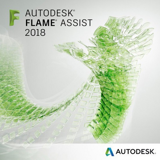 Autodesk C0VJ1-WW4599-T971 Flame Assist 2018  Price in Pakistan