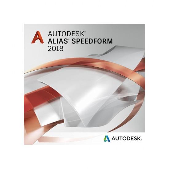 Autodesk A62J1-WW2859-T981 Alias Speed Form 2018  Price in Pakistan
