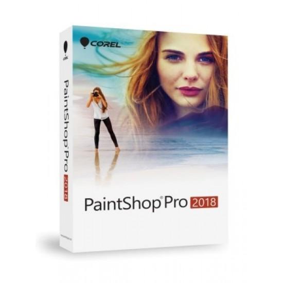 Corel PaintShop Pro 2018 - Global Key (Lifetime)  Price in Pakistan