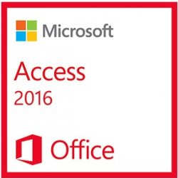 Microsoft®Access 2016 Sngl OLP 1License NoLevel