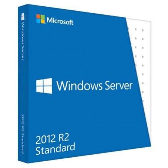 Microsoft Win Server STD 2012 R2 32/64bit 2Processor with DVD PACK  Price in Pakistan