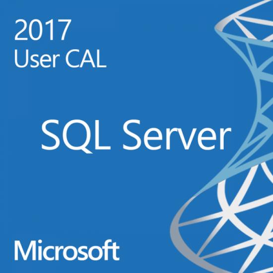 Microsoft SQL Server 2017 1 User CAL Win Single Language  Price in Pakistan