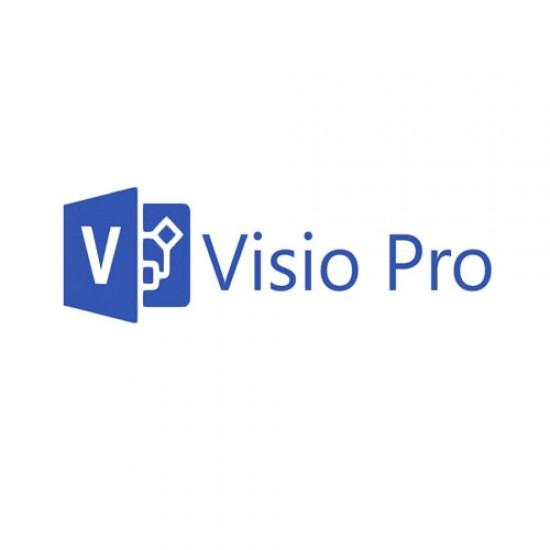 Microsoft Visio Professional 2016 Single Language  Price in Pakistan