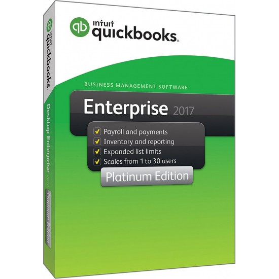 Quick Book Enterprise 2 Pcs With DVD Pack  Price in Pakistan