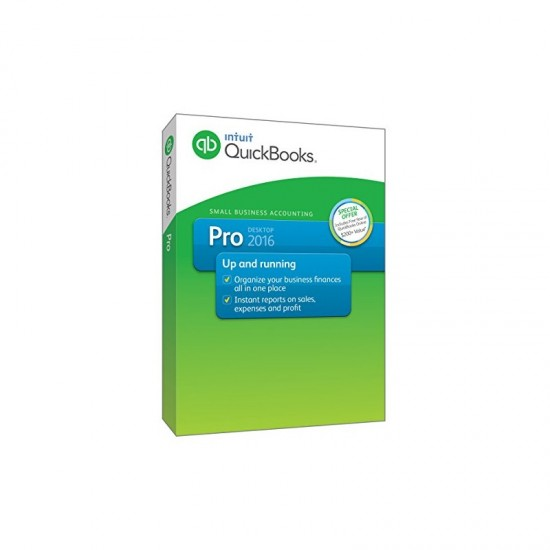 Quick Book Pro 2018 3Pcs With DVD Pack  Price in Pakistan