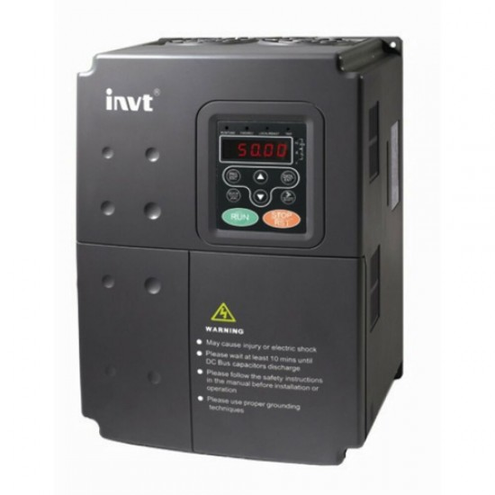 INVT - VFD - CHF100A-004G/5R5P-4 - 3 AC - 4/5.5 kW - 9/13A  Price in Pakistan