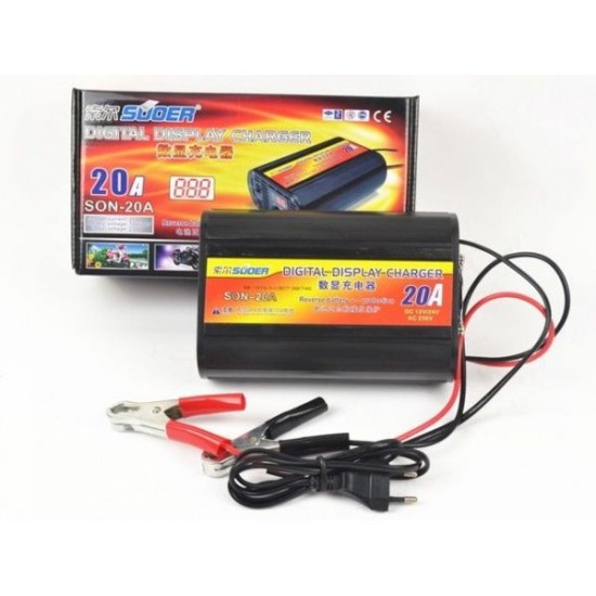 10 Amp Battery Charger  Price in Pakistan
