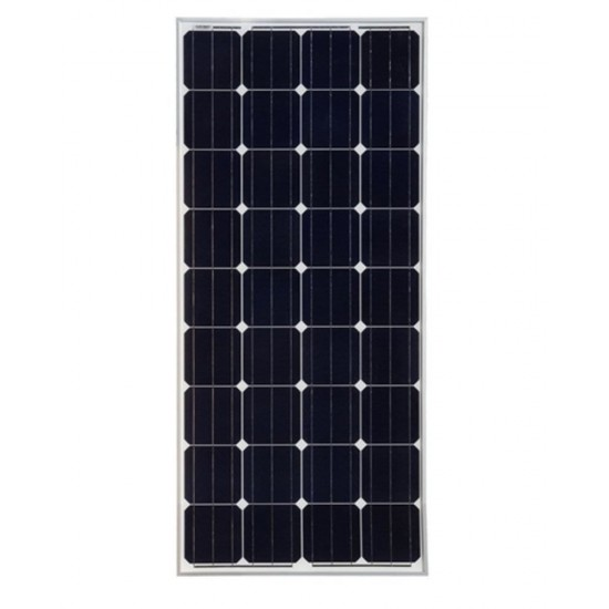 Max Power 150 Watt Mono Solar Panels - (5 Year's Warranty)