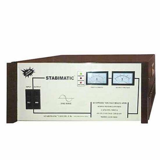 Stabimatic GLD-5000c Automatic Voltage Regulator