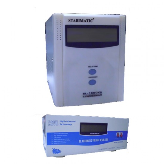 Stabimatic SL-15000C Automatic Voltage Regulator  Price in Pakistan