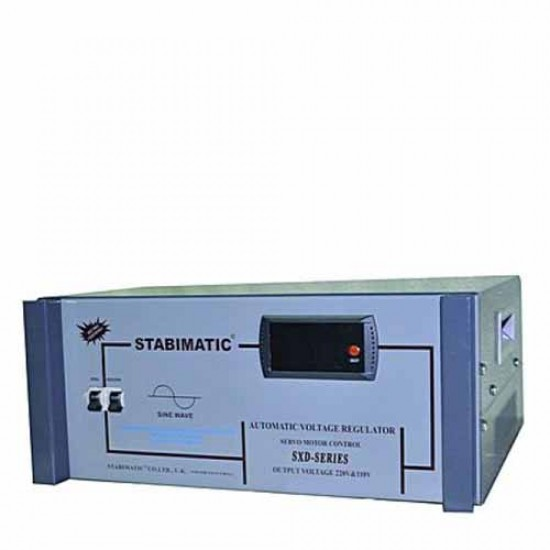 Stabimatic SXD8000C Automatic Voltage Regulator  Price in Pakistan