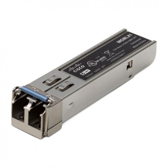 CISCO MGBLX1 Gigabit Ethernet LX Mini-GBIC SFP Transceiver  Price in Pakistan