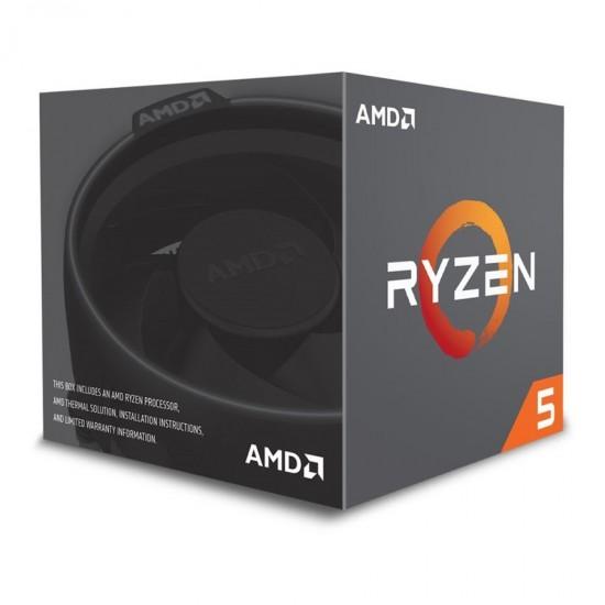 AMD Ryzen 5 YD2600BBAFBOX 2600 Processor with Cooler   Price in Pakistan