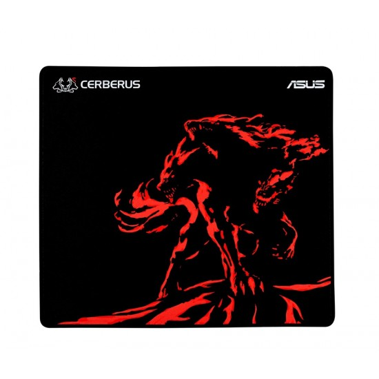 Asus Cerberus Mat Plus Red Gaming Mouse Pad  Price in Pakistan