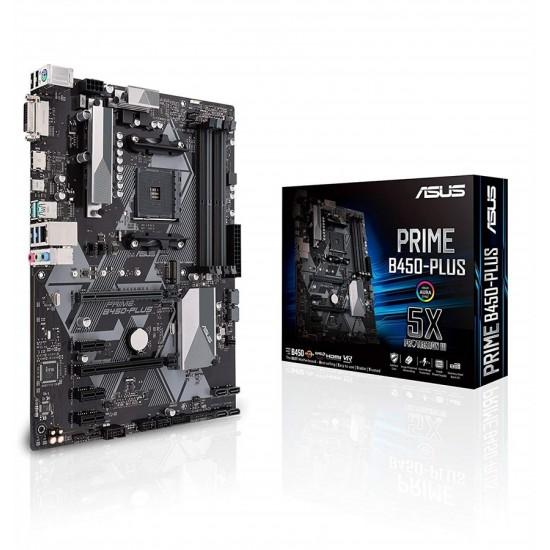 Asus Prime B450-Plus AMD AM4 ATX motherboard  Price in Pakistan