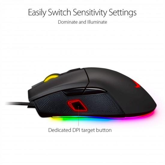 Asus ROG Gladius II RGB Optical Gaming Mouse  Price in Pakistan
