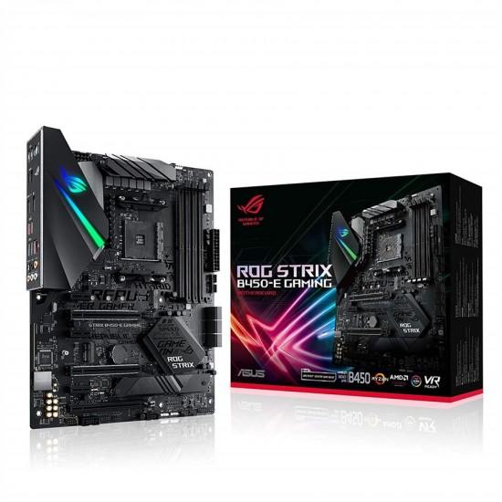 Asus Rog Strix B450-E AMD DDR4-SDRAM Motherboard  Price in Pakistan