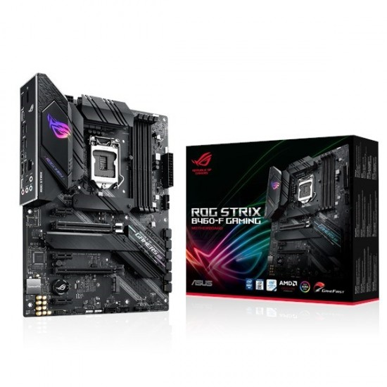 Asus Rog Strix B460-F LGA1200 Atx Motherboard  Price in Pakistan