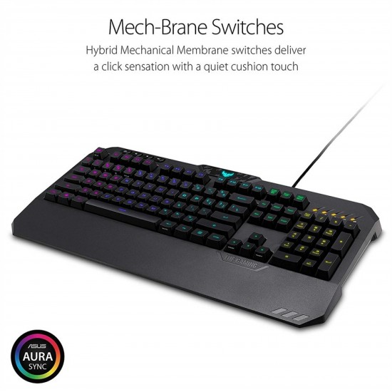 ASUS TUF K5 Mech-Brane RGB Keyboard  Price in Pakistan
