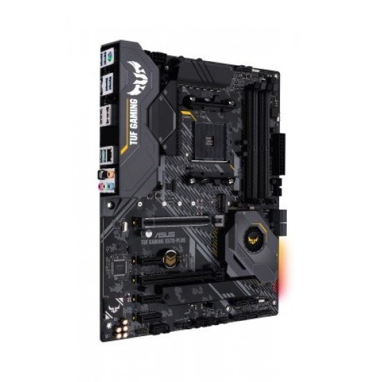 Asus Tuf X570-Plus AMD AM4 X570 ATX Gaming Motherboard  Price in Pakistan