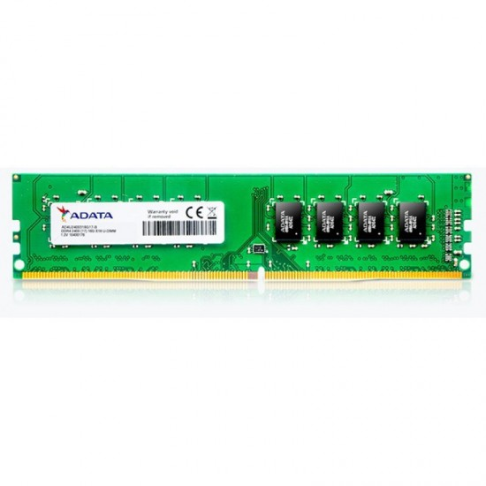 Adata 4GB 2400MHz DDR4 Desktop Memory AD4U2400J4G17-R  Price in Pakistan