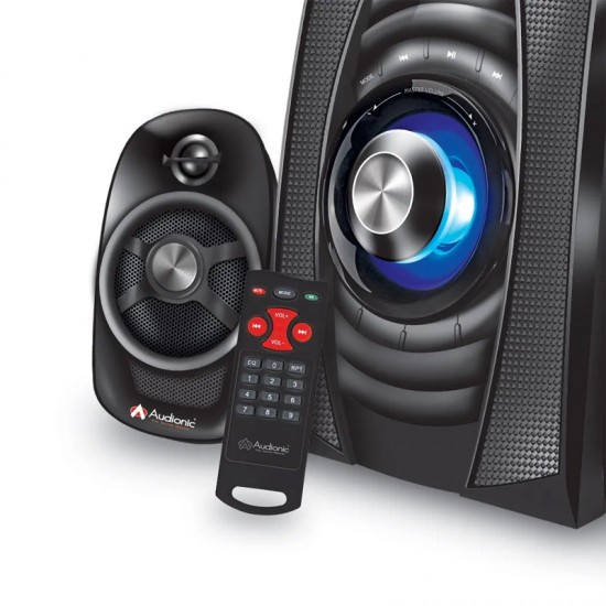 Audionic AD-4000 2.1 Channel Speaker  Price in Pakistan