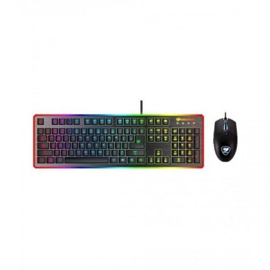 Cougar 37DF2XNMB.0002 Deathfire Ex Gaming Keyboard & Mouse Set  Price in Pakistan